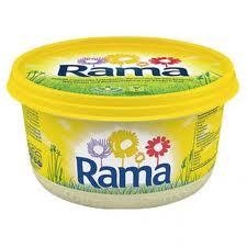 Unilever's RAMA spread - now with added butter!